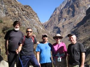 Base camp Trek