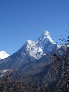 Beautiful Mountain Ama