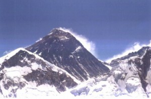 Mt Everest 88850m